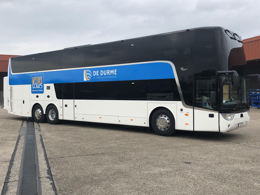 DKV Euro Service en De Durme Reizen: al 30 jaar trouwe partners