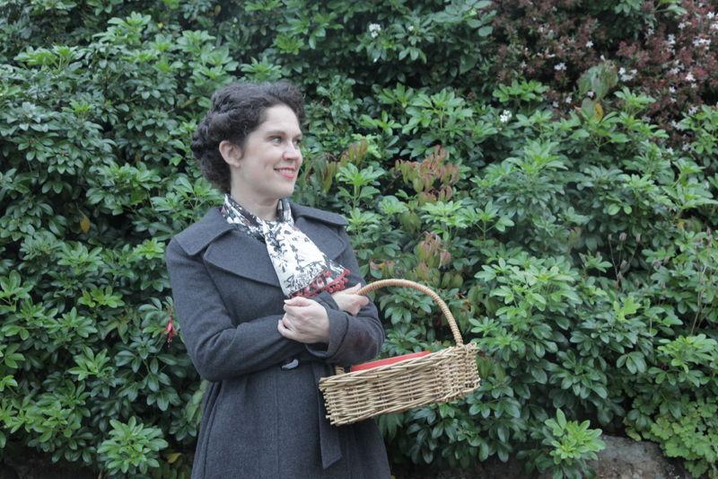 Kitchen Cabinet host, Annabel Crabb