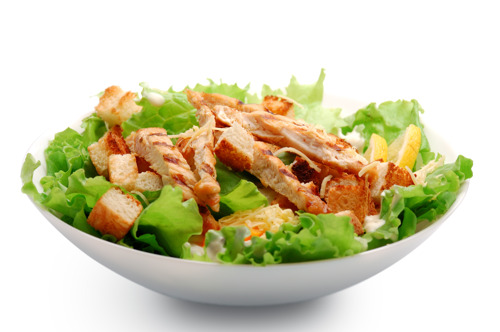 Caesarsalade maakt reis rond de wereld en laat zich onder handen nemen door vier smaakexperts