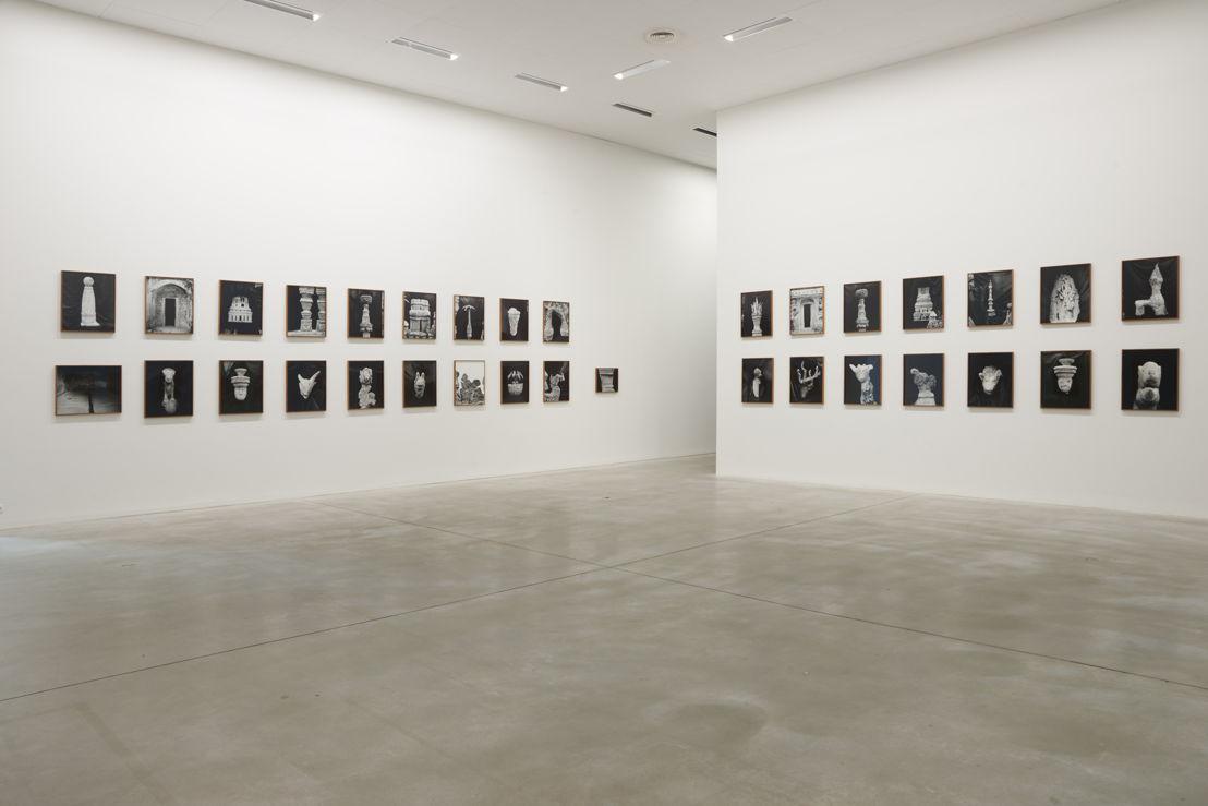 &#039;Aurélien Froment. Dubbelverhalen&#039; in M-Museum Leuven<br/>Foto (c) Dirk Pauwels
