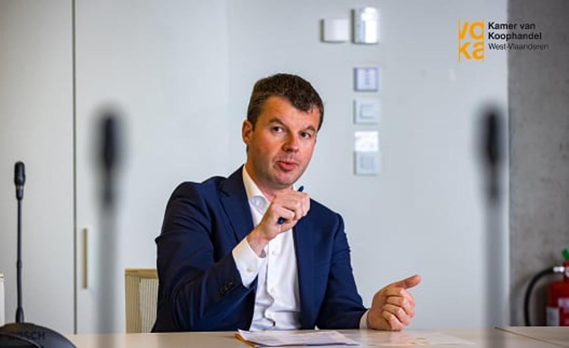 Voka West-Vlaanderen vraagt dringend normalisering van werken en leven