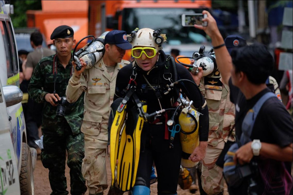 National Geographic Documentary Films announces feature documentary on the Thai Cave Rescue from Academy Award-winning director Kevin Macdonald and Emmy-winning producer John Battsek