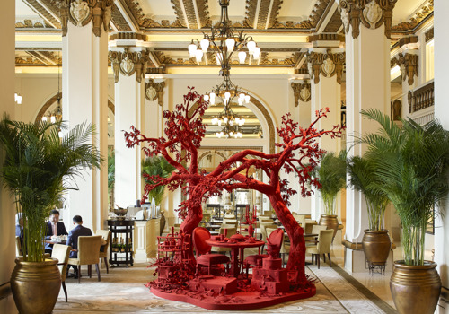 'ART IN RESONANCE', EL PROGRAMA DE ARTE GLOBAL DE THE PENINSULA HOTELS QUE ROMPE FRONTERAS