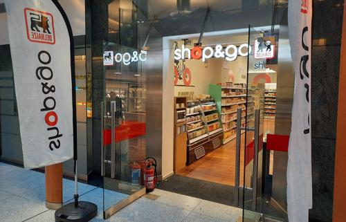 Nieuwe Shop&Go Europees Parlement opent vandaag zijn deuren