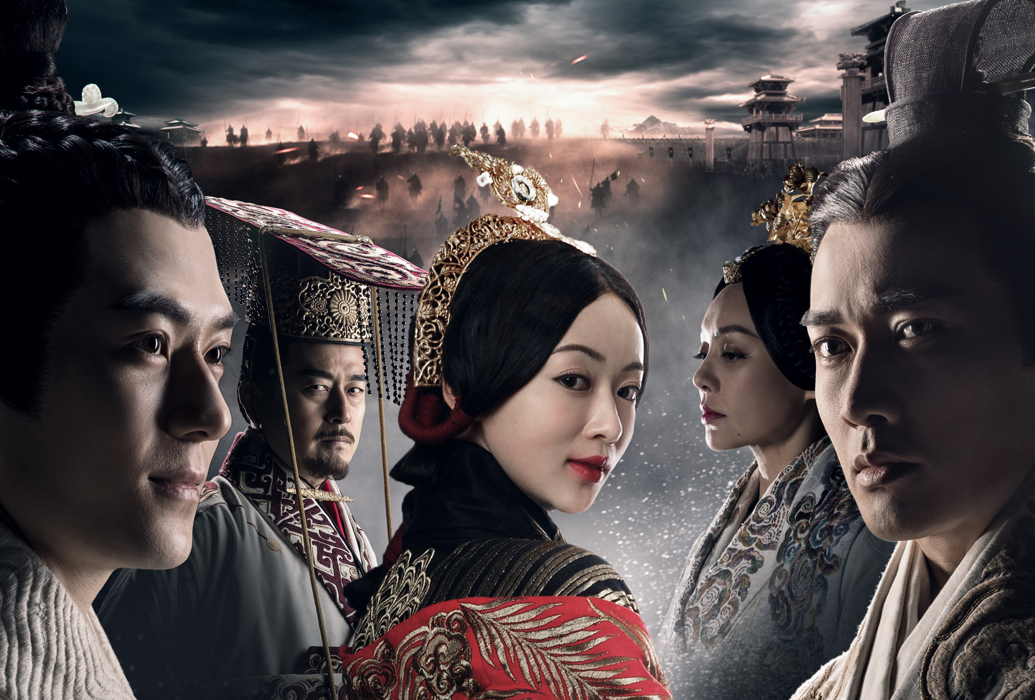 FOX Networks Group Asia signs deal with Huanyu Film at