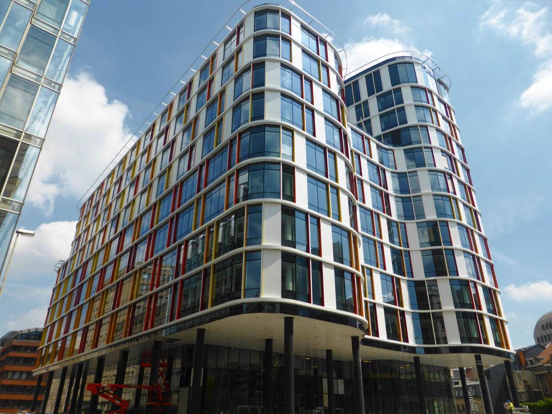 Wilfried Martens Building, Brussels