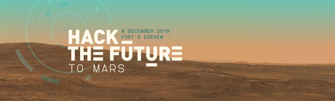 250 studenten bouwen een kolonie op Mars