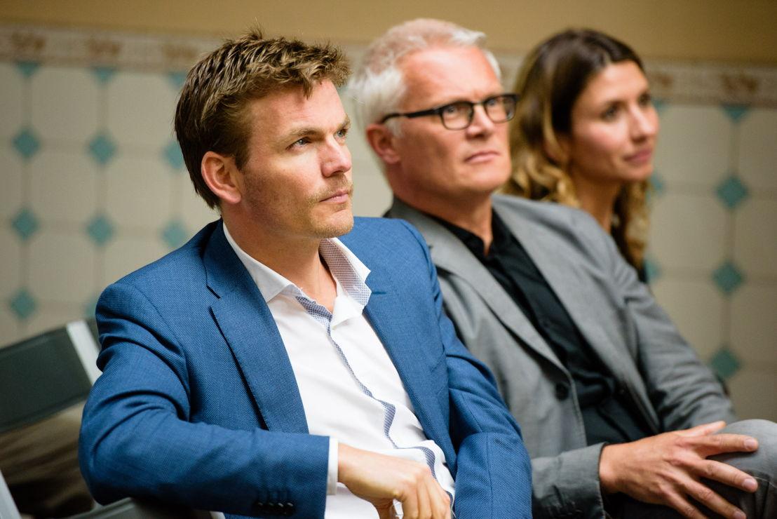 Jury belge Chivas Venture 2018