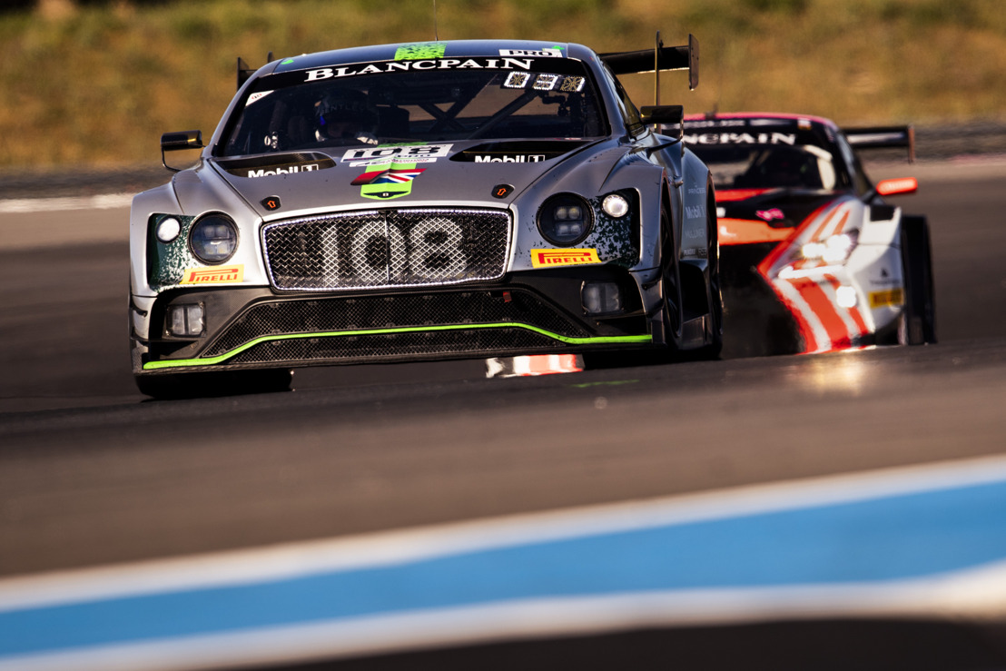 BENTLEY SEEKS CENTENARY SUCCESS AT SPA
