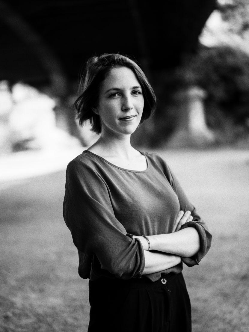 Michèle Cuvelier (c) VRT/Thomas Sweertvaegher