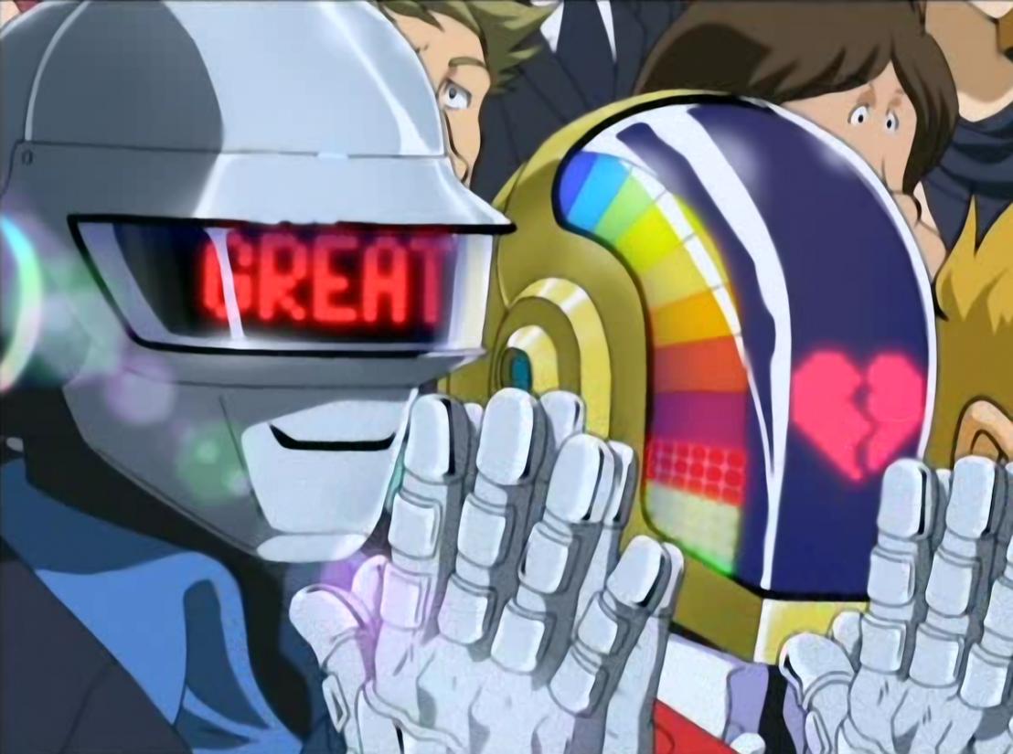 Mer. 14 juin - Daft Punk - Interstella 5555 (Kazuhisa Takenouchi, 2003)
