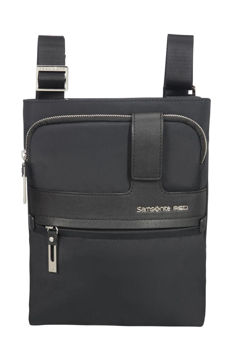ATAR_Crossover Bag is beschikbaar in Black en Grey voor € 79,-