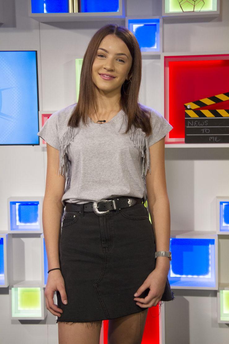 Isabella Clarke, Australia's JESC representative 3