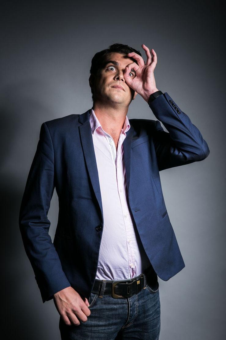 Laurens Nuyens of 'De Lau' (c) VRT