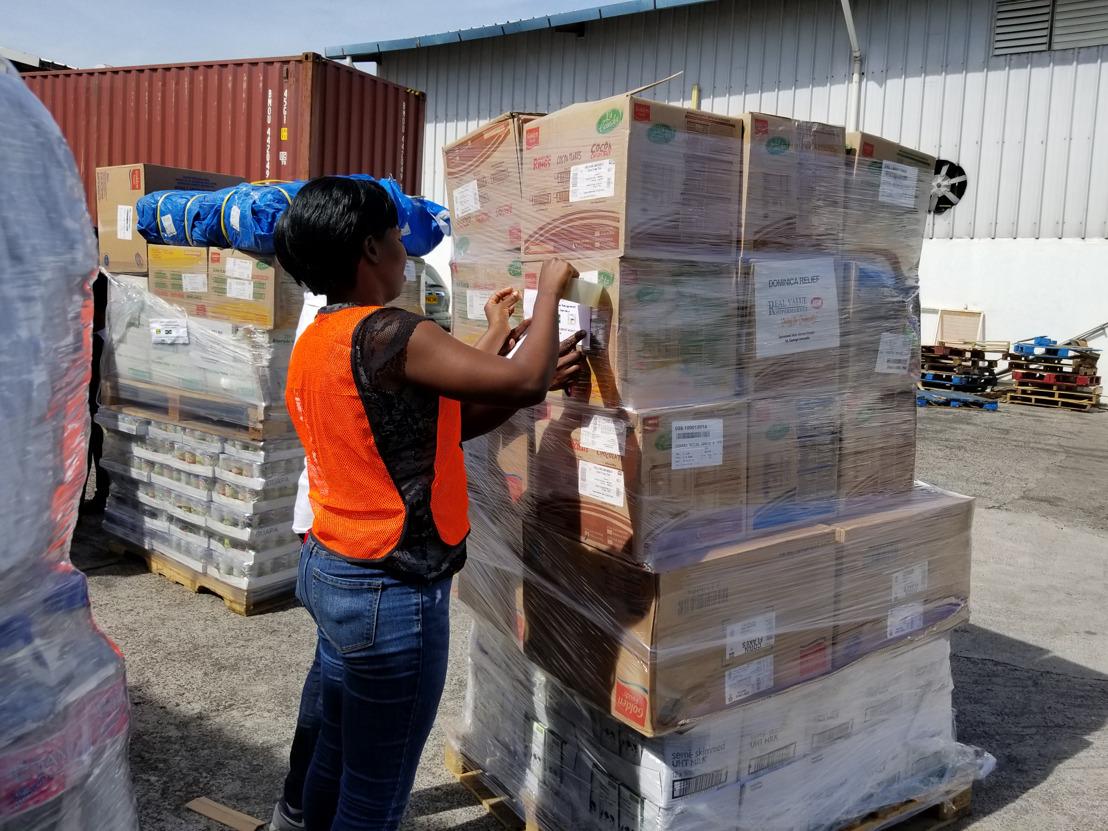 Grenada continues to mobilize to provide vital Dominica, BVI Support