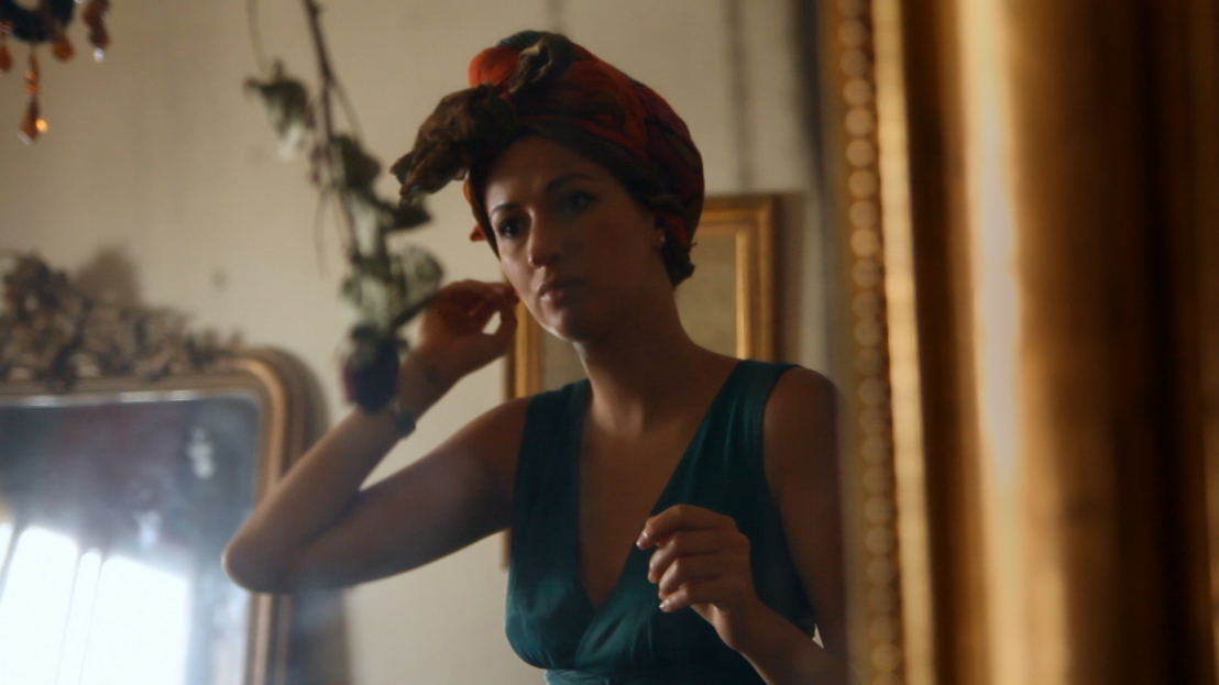 Rien n'est pardonné : Zineb El Rhazoui - (c) Savage Film