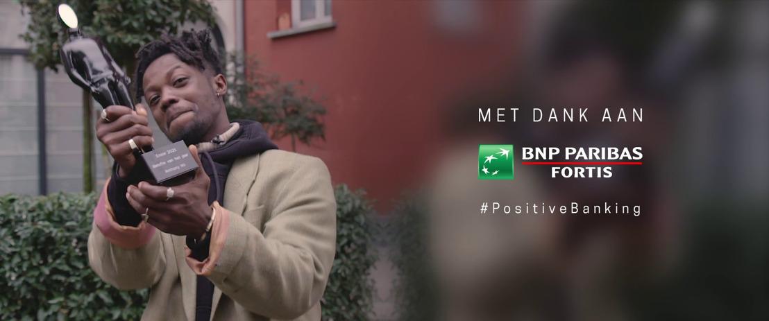 Jonge regisseur Anthony Nti wint Ensor voor Belofte van het Jaar - presented by BNP Paribas Fortis