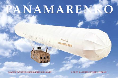 Samuel Vanhoegaerden Gallery à Knokke présente une exposition étonnante de Panamarenko