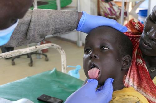 South Sudan: Alarming jump in hepatitis E in Bentiu IDP camp