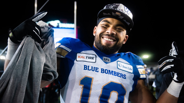 Preview: FB: Grey Cup champion Demski named Alum of the Month