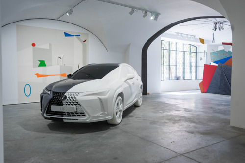 L'UX ART SPACE BY LEXUS OUVRE À LISBONNE