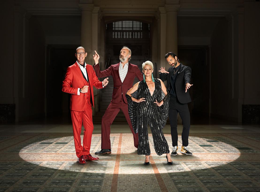 Dansiconen Davy Brocatus en Sam Louwyck worden nieuwe juryleden van Dancing with the Stars