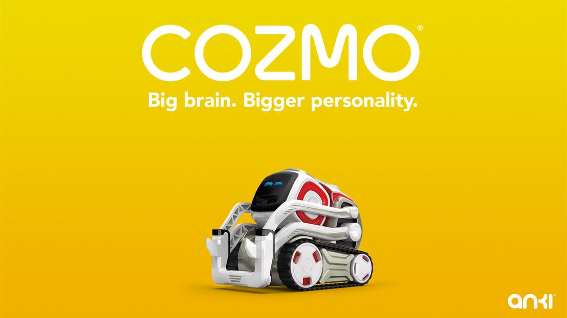 Ein Roboter zum Verlieben: HIER KOMMT COZMO!