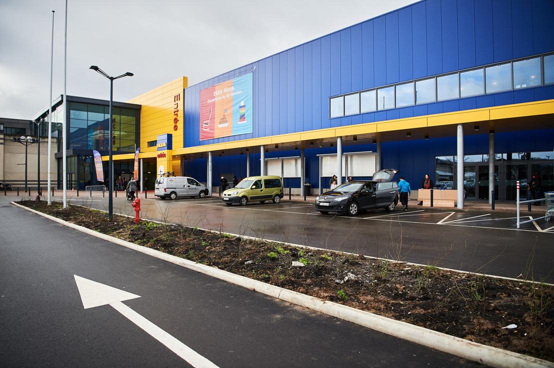 Le total des ventes retail de IKEA Group atteignent les 34,1 milliards d'euros