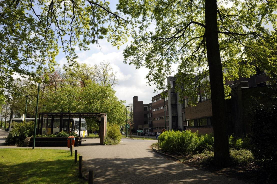 Buitenbeeld campus Pellenberg