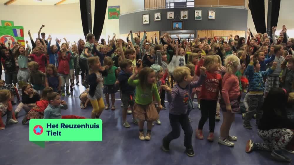 Het Reuzenhuis in Tielt: bekendmaking - (c) VRT