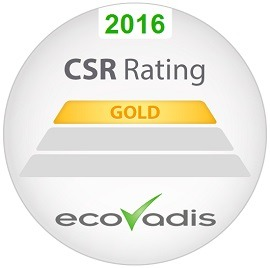 "Ecovadis rating: EDF Luminus reaches the level ""advanced"" for its societal performance"