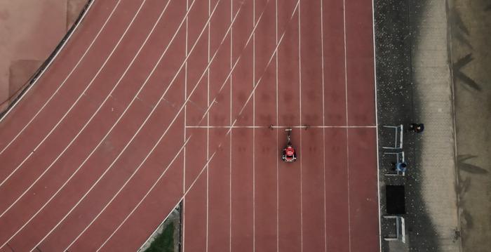 Rolstoelatleet Peter Genyn gebruikt hittekamer om zich voor te bereiden op Spelen in Tokio