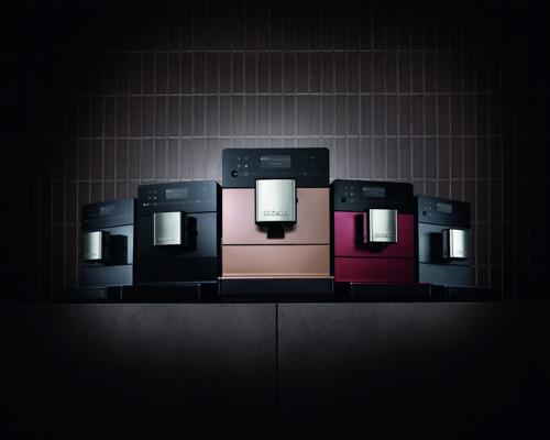 De nieuwe CM5 vrijstaande koffiezetautomaten van Miele: cool en compact, voor het perfecte kopje