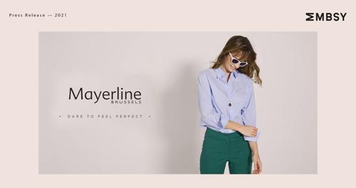 SS21: Mayerline innove sur le plan virtuel et mise sur le shopping sur mesure