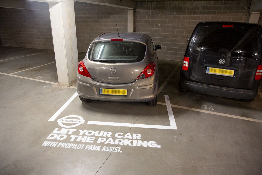 Let your car do the parking (Visual 3)