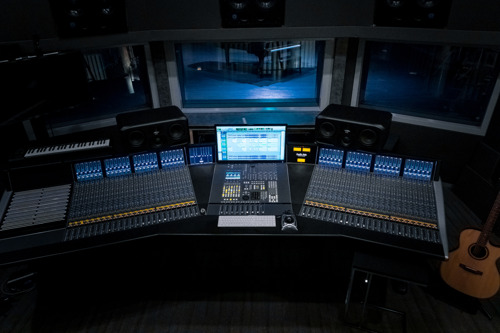 Utah's Preeminent Recording Facility Funk Studios Acquires Solid State Logic Duality