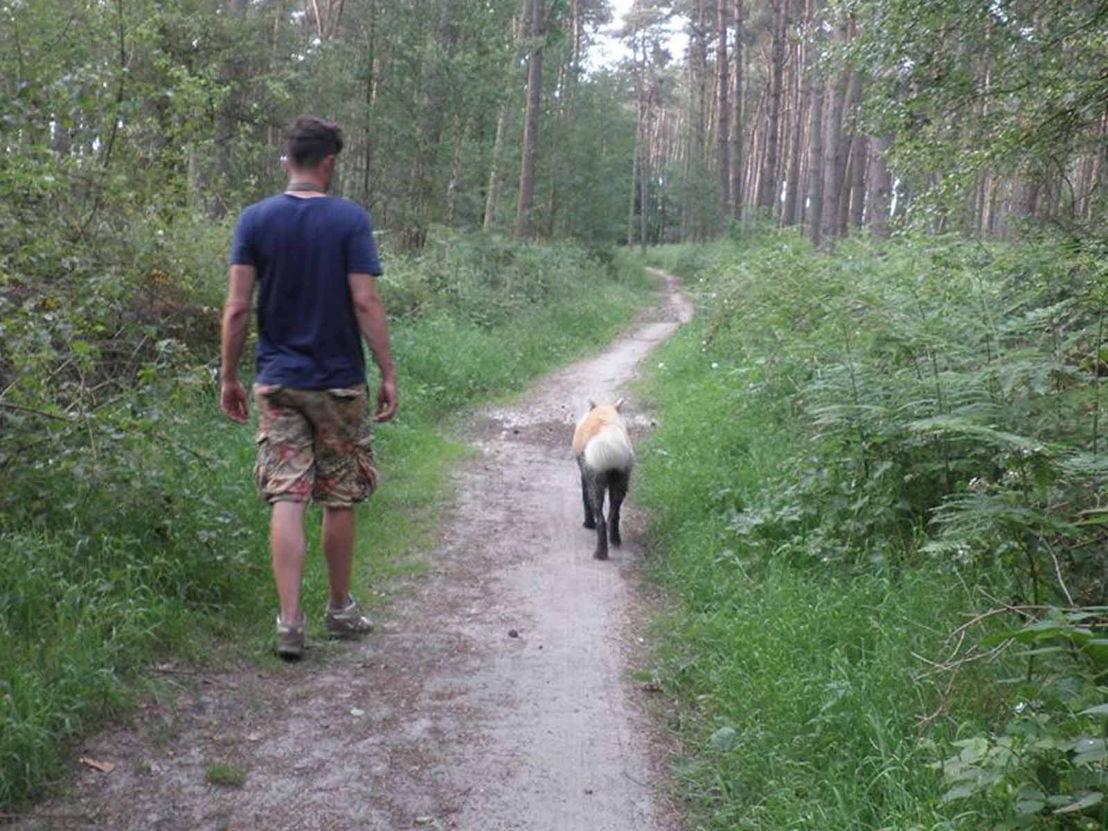 Dimitri en Emiel samen op pad