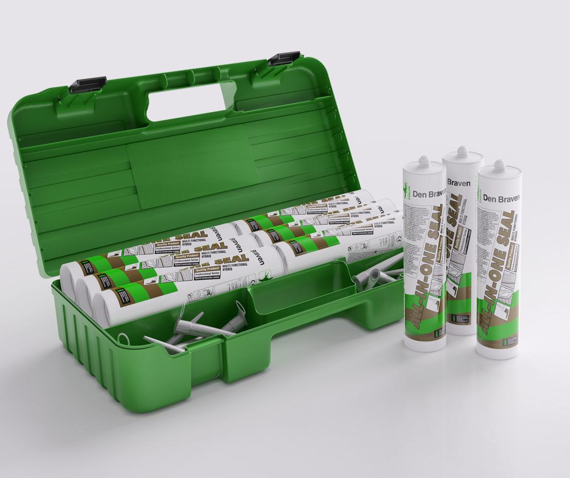 La Zwaluw Smart BOX en matériaux recyclés est respectueuse de l'environnement