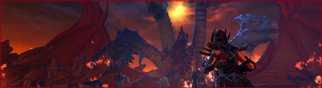 Neverwinter: Официальный трейлер дополнения «Возвращение Тиамат»