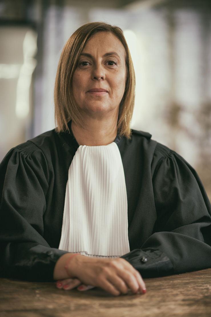 Strafpleiters: Nathalie Buisseret - (c) Woestijnvis