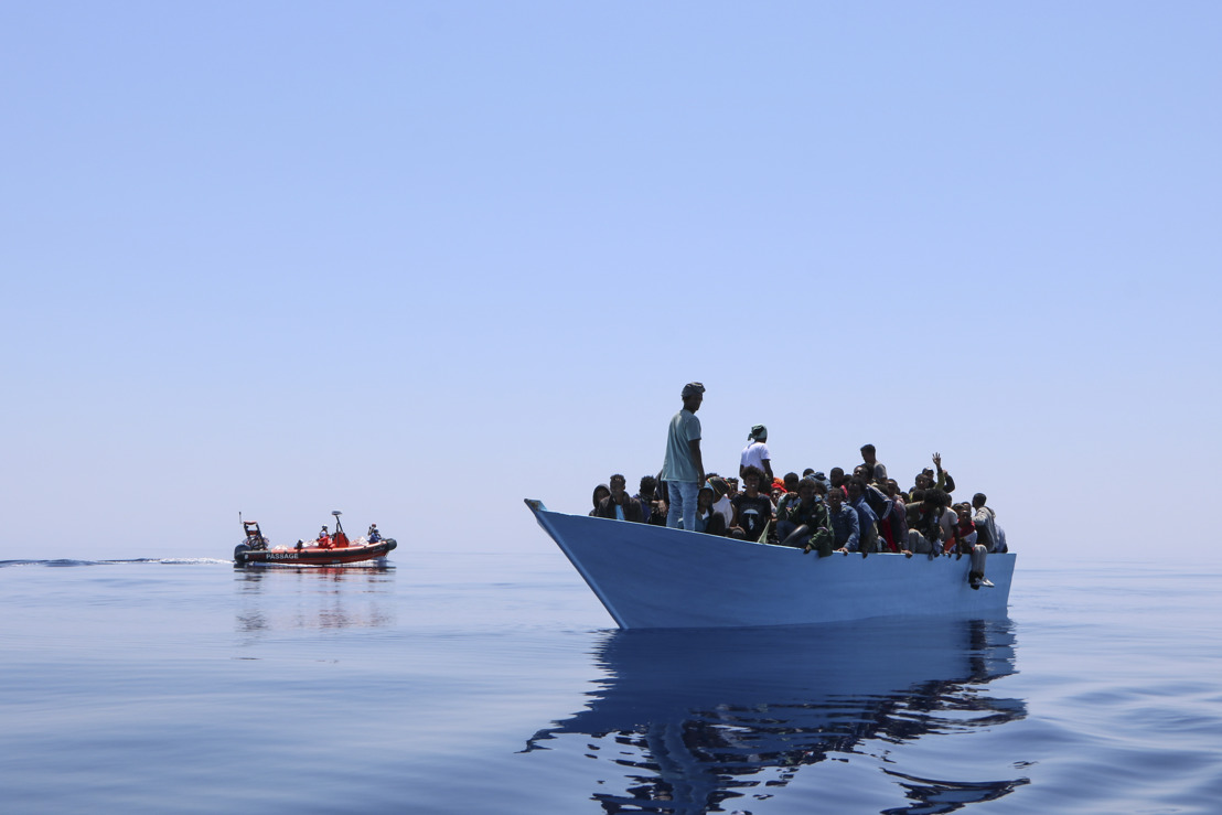 410 rescued people granted a place of safety from MSF search and rescue ship Geo Barents.