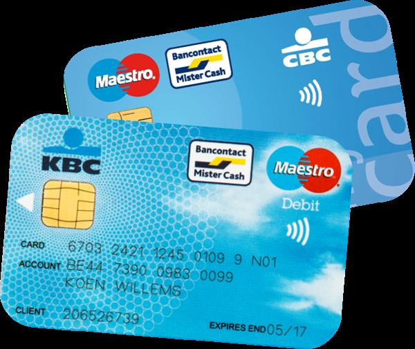Carte Bancaire Kbc.Kbc Premiere Banque Belge A Lancer Le Paiement Sans Contact
