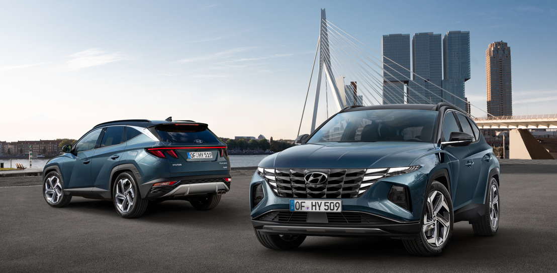 All-New Hyundai Tucson: le héros de la technologie intelligente au design hors du commun