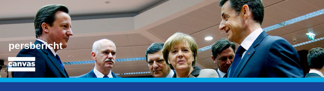 Inside Europe: tien woelige Europese jaren
