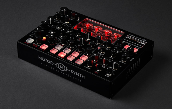 Preview: Gamechanger Audio to Demonstrate Motor Synth at Brooklyn Synth Expo and Stompbox Exhibit Next Weekend