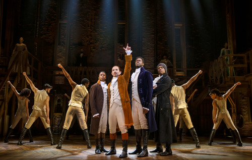 Fifth Third Bank Broadway in Atlanta and the Fox Theatre Celebrate Successful Atlanta Return of Broadway with Culmination of 2021 HAMILTON Engagement