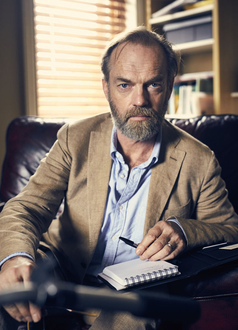 Hugo Weaving in Seven Types of Ambiguity