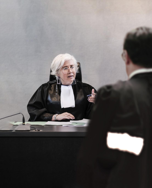 7 nieuwe rechters maken hun opwachting in jubileumseizoen De Rechtbank