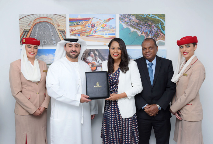 Emirates Renews Its Commitment to Mauritius and Seychelles