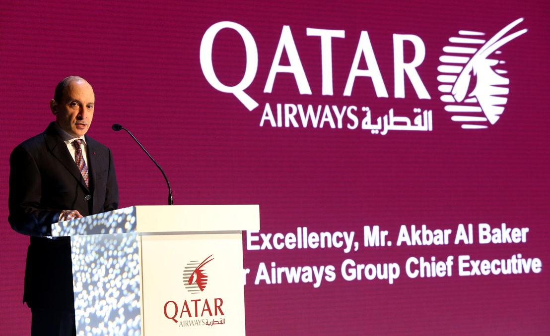 Akbar al-Bákir, generální ředitel Qatar Airways